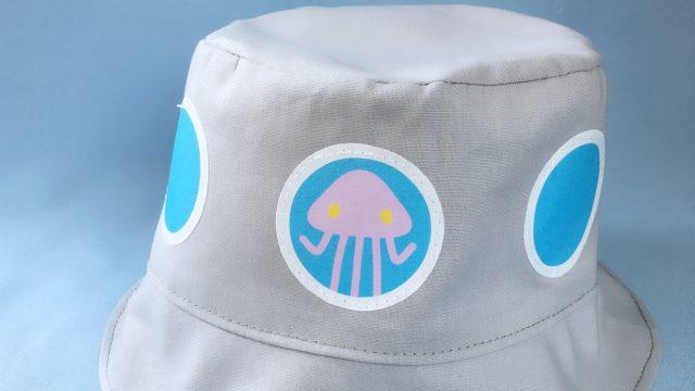 謎のUFO型ハット(ピンク・48cm)