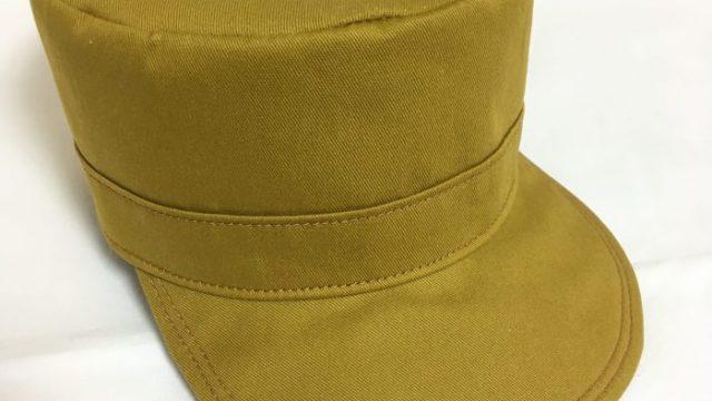 20171017パズーの帽子