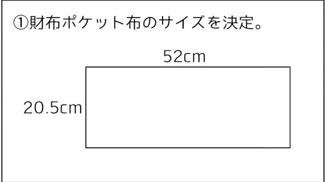 20180527財布ポケット布のサイズ
