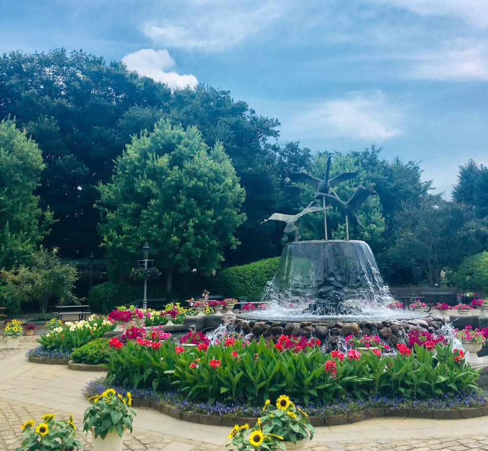 20190822アンデルセン公園噴水
