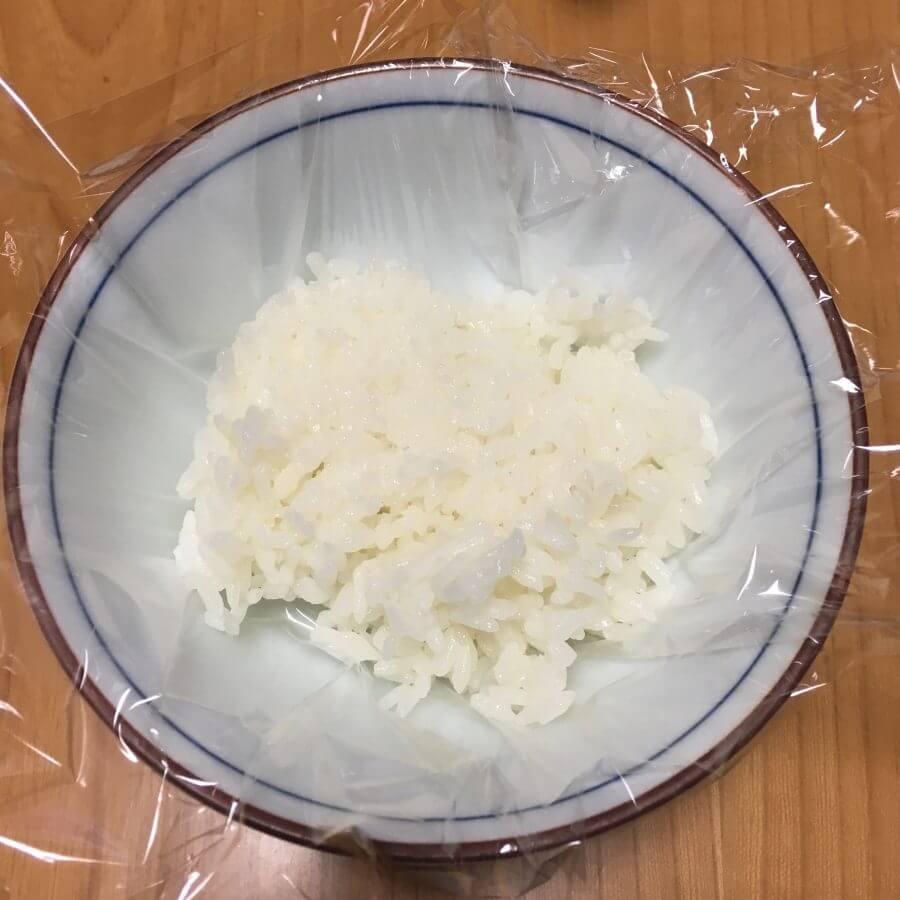 20191014マイクラおにぎりのご飯の量