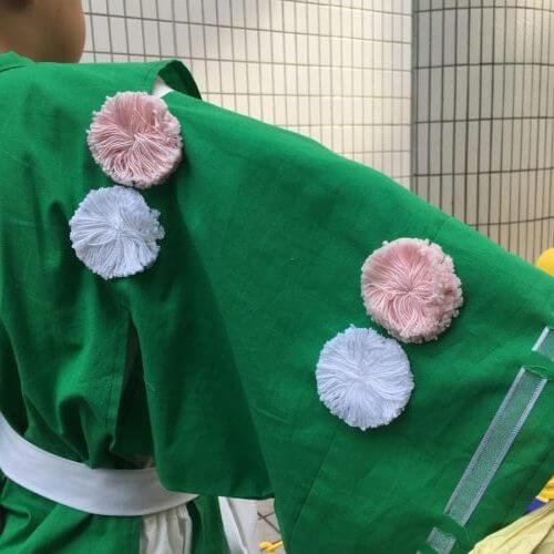 20191031ハロウィン衣装菊綴5