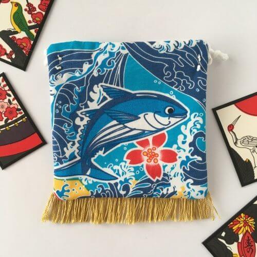 20200329えびすこくん小結・青い大漁旗2