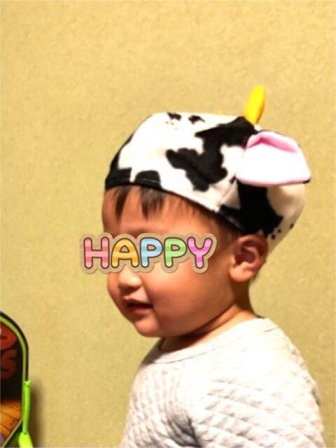 20201212牛さん帽子着画像1