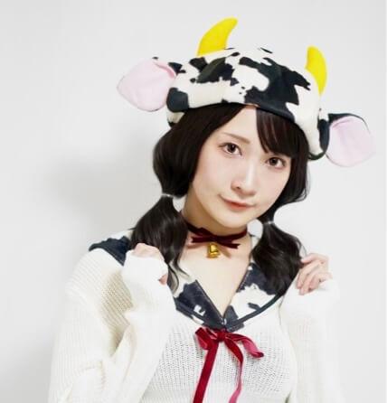 20210101牛さん帽子着画像2