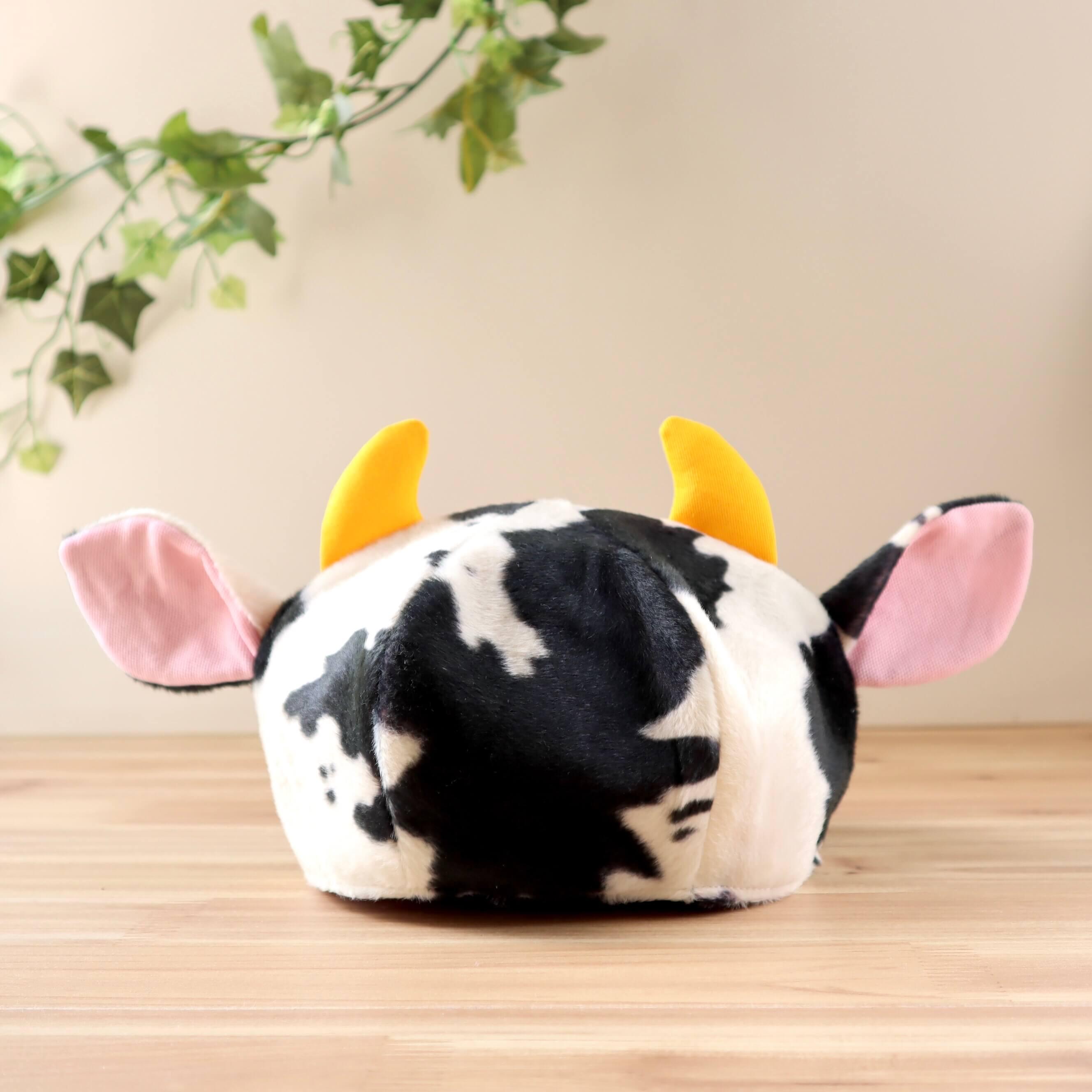 20201019牛さん帽子1