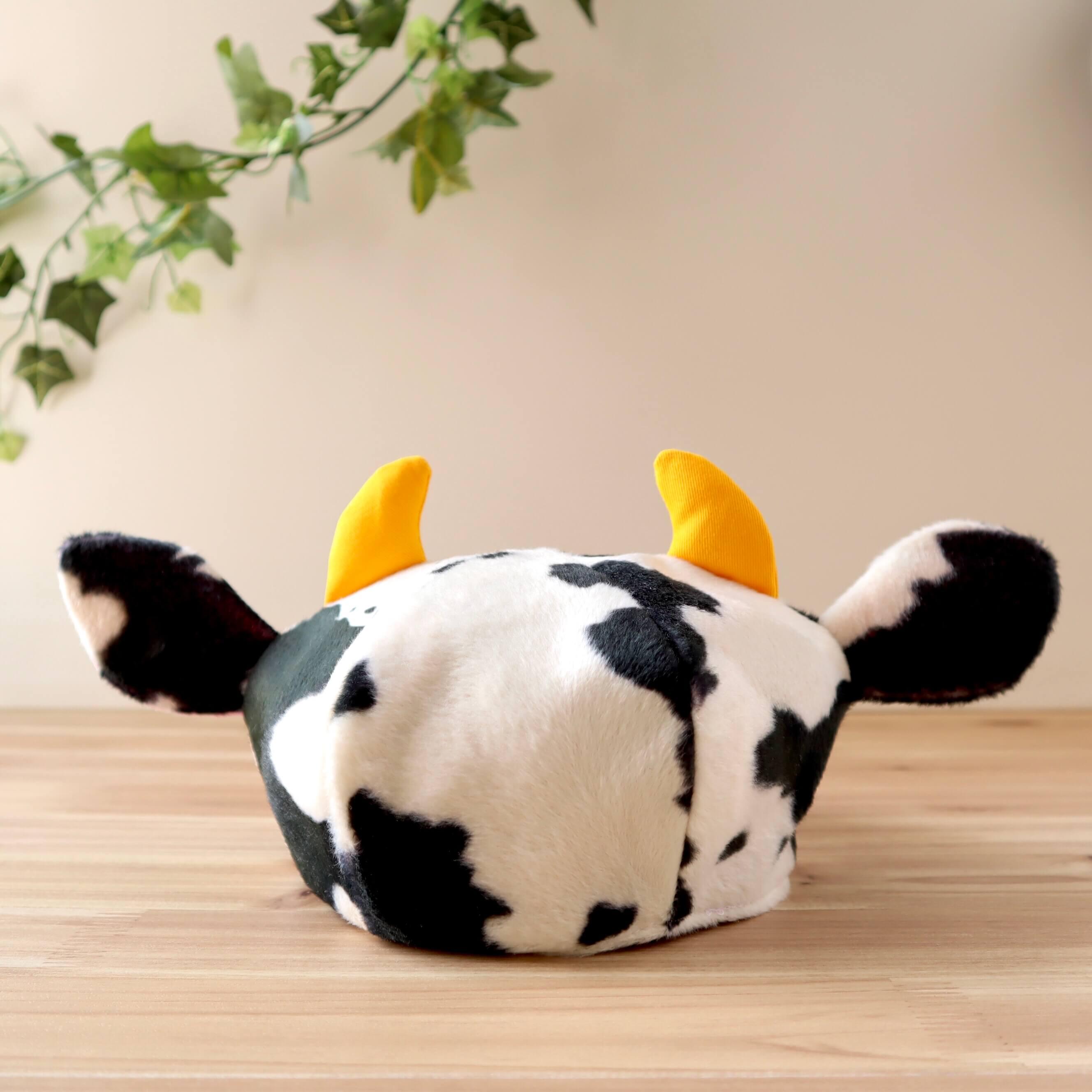 20201019牛さん帽子2